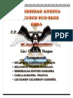 Universidad Andina Del Cusco Sud