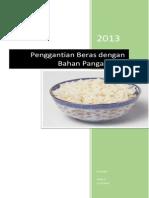 makalah beras