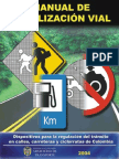 Manual de Senalizacion Vias