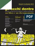 Locandina Occhi Dentro 18set2014