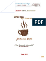Plan Afaceri Bohemia Cafe