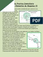 Segunda Practica Domiciliaria 2014A