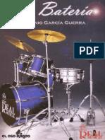La Batería - J. Antonio García Guerra - JPR504