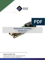 Manual XBoard Relay