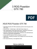 Asus Rog Poseidon Gtx 780