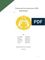 TPS pada Bank Mandiri