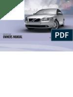 S40 Owners Manual MY12 en Tp13122
