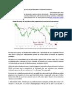 Queda do preço do petróleo e baixo crescimento econômico