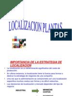 Clase 01 Estrategia de Localizacion