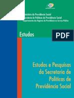 Estudos e Pesquisas Da SPPS