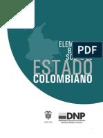 Recorrido Por Colombia Elementos Basicos Sobre El Estado Colombiano