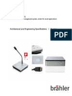 DIGIMIC Mini - Architectural and Engineering Specifications-E(1.01)