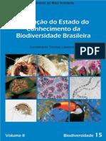 avaliação estado conhecimento biodiversidade brasileira