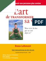Art Transformer Sa Vie
