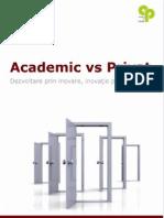 Academic vs Privat