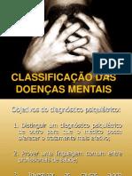 Classificacao Das Doenças Mentais
