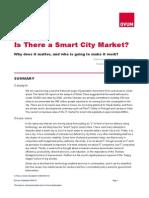 Smart City Market
