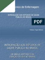 Aula - 1 - Introducao Saude Publica No Brasil