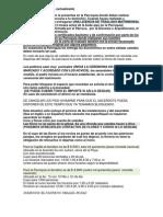 Indicaciones y Requisitos Bodas Foraneas