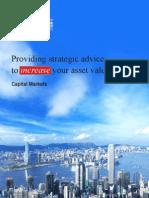 Jll-capital Markets Brochure