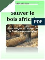 Forêt_Sauver Le Bois Africain_Reportages au coeur de la forêt camerounai