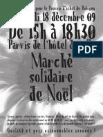affiches clpa pour le marché solidaire de noel09