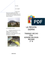 Bifoleado La Región Sierra