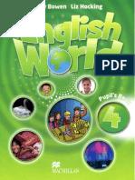Hocking Liz Bowen Mary English World 4 Pupil s Book
