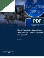 Beach Plan Reform