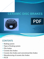 Ceramic Disc Brakes 1