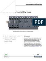 DELTA v PDS S-series Horizontal Carriers