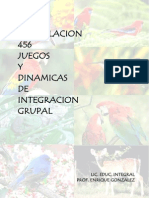 Dinamicas de Integracion Grupal
