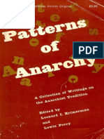 Patterns of Anarchy_ a Collection of Writgs on the Anarchist Tradition - Leonard I. Krimerman & Lewis Perry