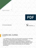 3.Semana_10_Mercado de Capitales_Flujo de Caja Proyectado
