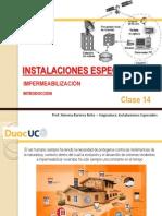 Instalaciones Especiales Clase 14