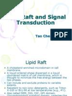 Lipid Raft and Signal Transduction2