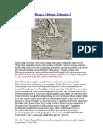 Alter Terahsia Bangsa Melayu- Bahagian 3 -Mistis Files