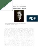 Fitzgerald, F. Scott - A Este Lado Del Paraiso