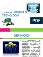 Transferenciadetecnologa 100316220915 Phpapp01 120501071804 Phpapp01