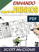 desenhando quadrinhos
