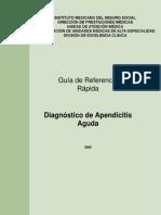 Apendicitis_dx Ref Rapida