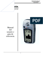 Manual Gps Ettrex