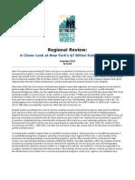 2013 Regional Review Report Align New York