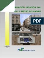 Estacion Sol Madrid