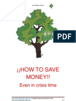Save Money, How To