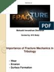 Importance of Fracture Mechanics