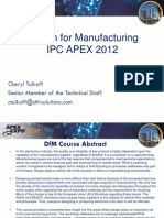 Design for Manufacturing Course- By DFR