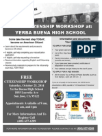 NAC Citizenship Workshop