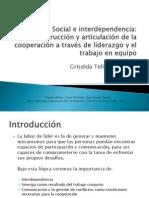 Gerencia Social e Interdependencia