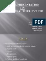 Fair _n_ Beautiful Pvt Ltd